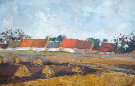 Orage à Rousseau, 1963